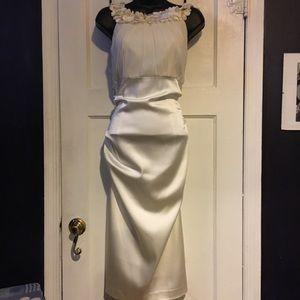 Suzi Chin for Maggy Boutique Dresses - Suzie Chin For Maggie Boutique Stretch Dress
